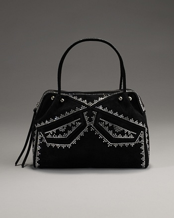 Iroquois Evening Bag - Renaud Pellegrino Collection - CoutureLab.com