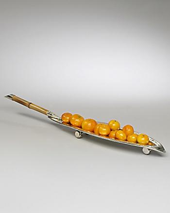 Marcelo Lucini Collection - Selva Bamboo Tray: CoutureLab.com