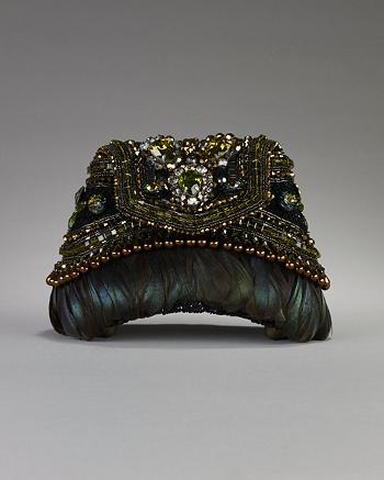 Horus Crystal Clutch  - BeaValdes for CoutureLab - CoutureLab.com