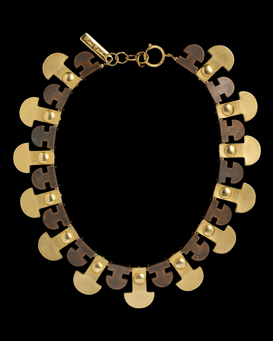 Vintage Pierre Cardin Necklace Karry O for CoutureLab CoutureLab com from couturelab.com