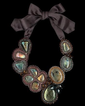 Stella Necklace - BeaValdes for CoutureLab - CoutureLab.com