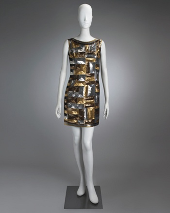 Patchwork Shift Dress - Starzewski for CoutureLab - CoutureLab.com